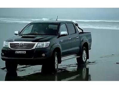 Toyota汽车广告