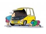 路边停车防刮划 教你10大防护技巧