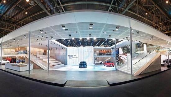 6月9日举行的2012重庆国际车展上,集团将携旗下BMW和品牌