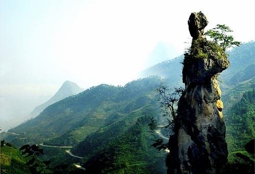 """厦门后花园""""的天竺山旅游风景区位于厦门市"""