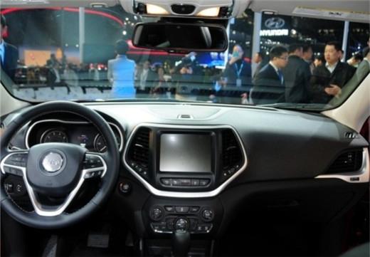 成都车展:jeep自由光或年底上市