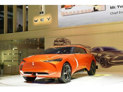 WEY品牌携VV6、WEY-X等多款车型重磅出击成都车展