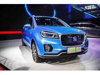 汉腾首款纯电动轿车将亮相2018广州车展