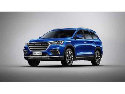 大六座SUV—捷途X90 7.99万起售