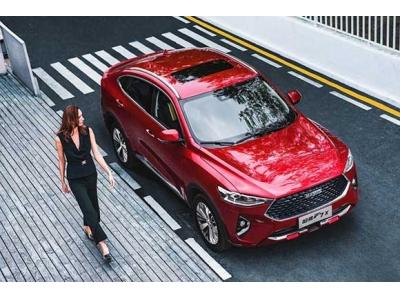 长城汽车4月共售新车8.4万辆 同比增长2.5%