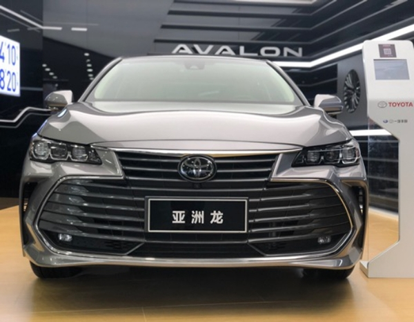 【新闻稿】闪耀长春车展 一汽丰田豪华阵容重磅亮相490