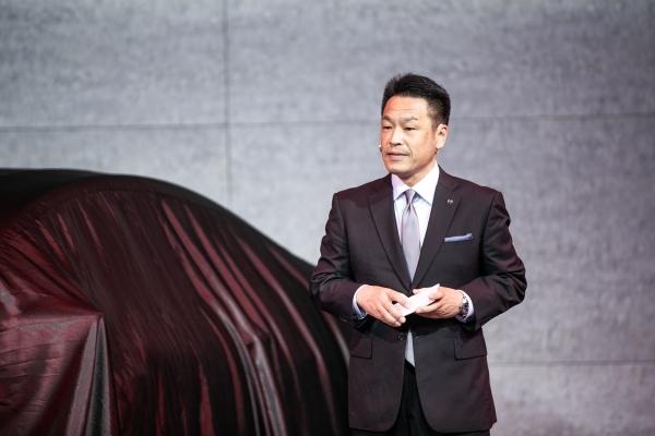 _长安马自达汽车公司 市场销售副总裁兼销售分公司总经理 及川尚人