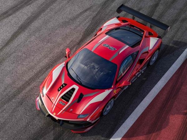_02.Ferrari 488 Challenge Evo