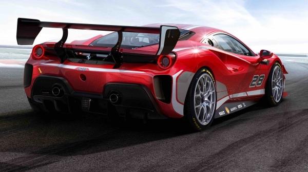 _03.Ferrari 488 Challenge Evo