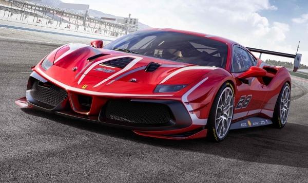 _01.Ferrari 488 Challenge Evo