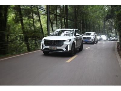 国产大五座旗舰SUV—奔腾T99
