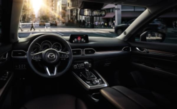 _中大型SUV市场的匠心之作,MAZDA CX-8打造品质出行新标准569
