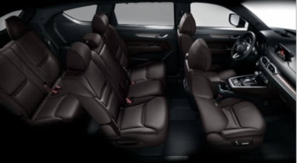 _中大型SUV市场的匠心之作,MAZDA CX-8打造品质出行新标准1127