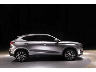 长安欧尚万博手机manbetx官网首款运动SUV—X5亮相车展
