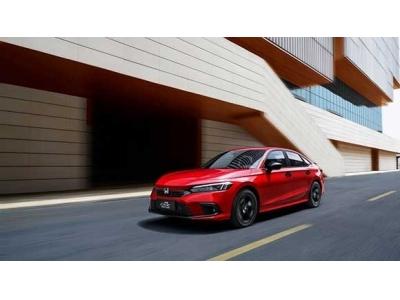 东风Honda第十一代思域正式上市